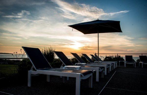 Outdoor Pool Atlantis Oceanfront Inn