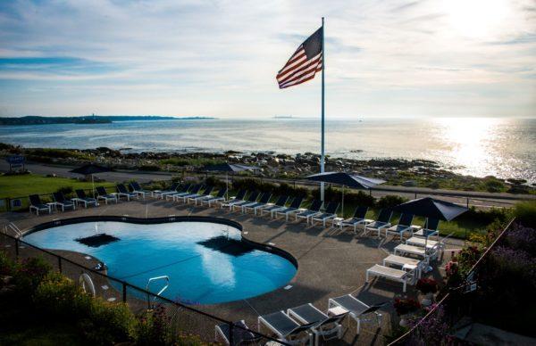 Atlantis Oceanfront Inn Hotel Pool