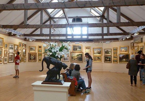 Rockport-Art-Association-Art-Gallery
