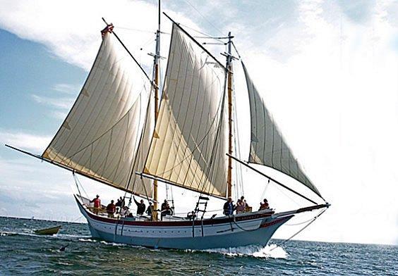 Schooner Ardelle Gloucester