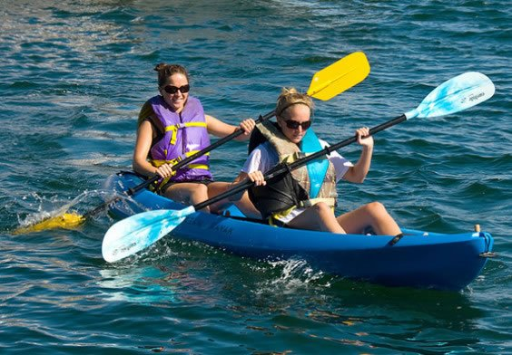 Women-Kayaking-Gloucester