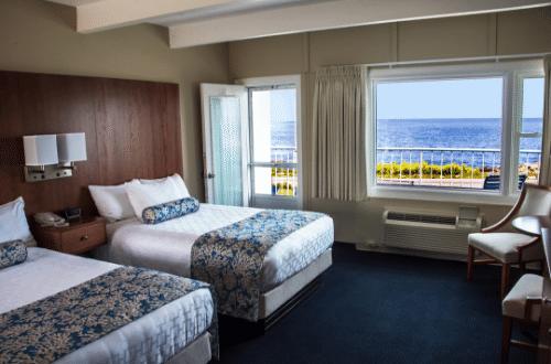 Atlantis Oceanfront Inn Top Level Two Doubles